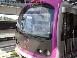 prayanika the journey my experience in bengaluru metro it looked like a toy train train was just about to stop but people already started getting in ignoring the warning from security guards