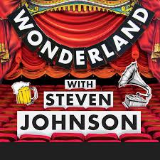 Wonderland Podcast with Steven Johnson