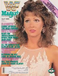 Miss Elizabeth cover - wwf%2520mag%25204%252089
