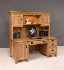amish large mission computer desk with hutch top this beautiful desk features 100 amish corner computer desk hutch