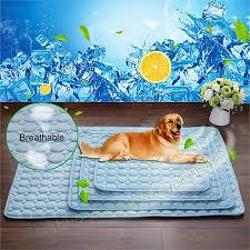 <b>Summer Cooling</b> Mats Blanket Ice <b>Pet</b> Dog <b>Bed</b> Mats For Dogs <b>Cats</b> ...