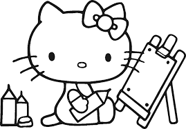 17 best images about hello kitty coloring printables 17 best images about hello kitty coloring printables coloring weekly calendar template and chore charts
