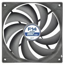 <b>Вентилятор Arctic Cooling</b> Arctic <b>F14</b> PWM PST 140мм ...