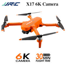 <b>Jjrc X17</b> Drone Rc Quadcopter <b>6k</b> Hd 2-axis Gimbal Gps 5g Wifi 30 ...