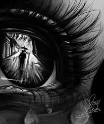 black and white drawing eye photography and white eyes on pinterest awesome black white