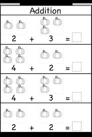 4 Best Images of Free Printable Kindergarten Math Addition ...Kindergarten Addition Worksheets
