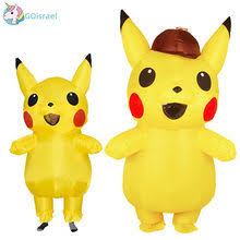Popular Outfit Pikachu-Buy Cheap Outfit Pikachu lots from China ...