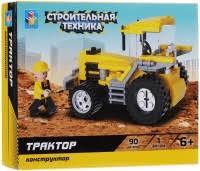 <b>1TOY</b> Tractor T57030 – купить <b>конструктор</b>, сравнение цен ...