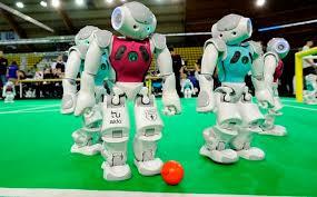 <b>Роботы</b> и <b>футбол</b>: в Китае проходит RoboCup 2015 ...