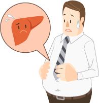 「脂肪肝」の画像検索結果