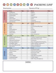 packing list template packing list template videotekaalex tk