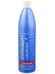 <b>Concept Шампунь для окрашенных</b> волос Live Hair Shampoo for ...