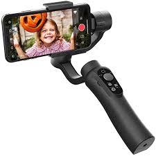 CINEPEER Phone Gimbal, 3-Axis Gimbal Stabilizer ... - Amazon.com