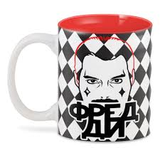 "3D кружка ""<b>Freddie Mercury</b>"" #2853333 от ualluon - <b>Printio</b>"