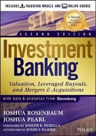 Köp <b>Investment Banking</b> - <b>Joshua Rosenbaum</b> - inbunden ...