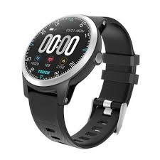 Jeaper <b>Smart Watch</b> E101 Waterproof ECG Men Bluetooth Call ...