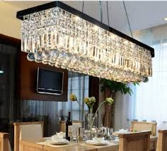 Modern Crystal Chandeliers For Dining Room Contemporary Crystal Dining Room Chandeliers Modern Crystal