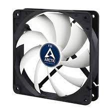 <b>Arctic</b> F12 120mm Low-Noise <b>Case Fan</b> (Black/White): Amazon.in ...