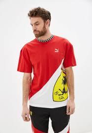 Мужские <b>футболки</b> и поло <b>PUMA</b> — купить в интернет-магазине ...