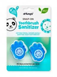 Natural <b>Child</b> World Eco Excellence Finalist – <b>Kids Snap-On Sanitizer</b>