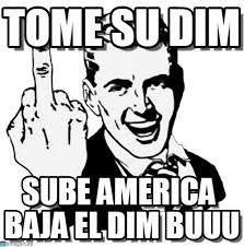 Tome Su Dim - 1950s Middle Finger meme en Memegen via Relatably.com
