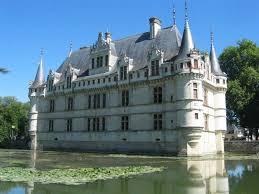 chateau d' Azay Le Rideau