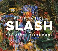 <b>SLASH</b> - <b>World</b> on Fire - Amazon.com Music
