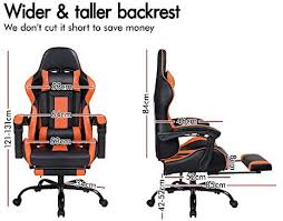 ALFORDSON <b>Gaming Chair Racing</b> Chair Executive Sport <b>Office</b> ...