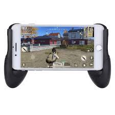 Minismile Mobile Phone <b>Game Controller Trigger Joystick Gamepad</b> ...