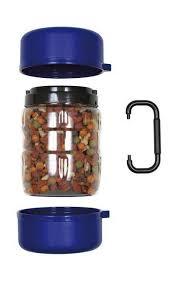 <b>Trixie Набор дорожный</b> контейнер для корма . Зоомагазин PetXP