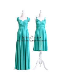 <b>Turquoise Multiway</b> Infinity Dress | <b>Bridesmaid Dresses</b>, <b>Multiway</b> ...
