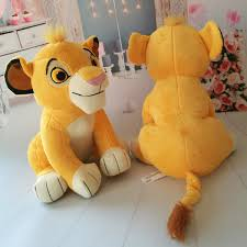 2019 <b>26cm The Lion</b> King Plush Toys Simba Soft Stuffed Animals ...