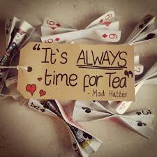 Image result for mad hatter tea party
