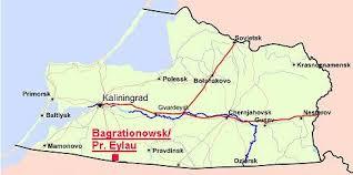 「Багратио́новск, Bagrationovsk map」の画像検索結果