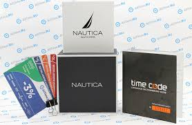Наручные <b>Часы</b> Nautica Nad14532G Мужские. Интернет ...