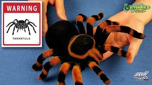 Tarantula <b>радиоуправляемый Паук</b> (4K) - YouTube