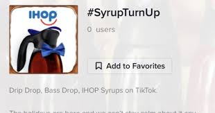IHOP Kicks <b>Off a</b> (Really) <b>Sweet</b> TikTok Challenge – Adweek