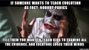 "Creation Science ""Memes"" on Pinterest   Superman, Evolution and ... via Relatably.com"