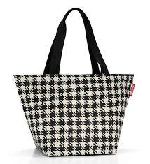 <b>Reisenthel</b> Shopper Reusable Shopping/Grocery Bag   This chic ...