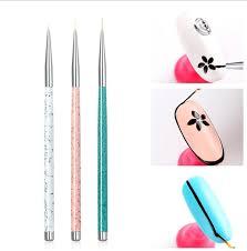 <b>3</b> шт./упак. набор кистей для <b>маникюра</b>, дизайна ногтей - купить ...