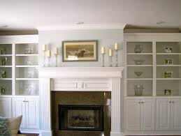 stunning white glass door bookcase for home interior white polished oak wood floor to ceiling
