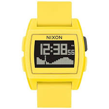 <b>Часы Nixon Base Tide</b> A/s Yellow Resin O/s, заказать, цена с фото ...