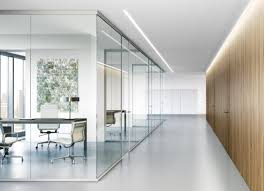 glass walls glass office and glass partition on pinterest aluminum office partitions