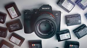 Best Sony A7III Batteries - YouTube