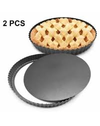 Spectacular Deals on Reactionnx <b>2Pcs</b> 8.8 Inches Non-Stick ...