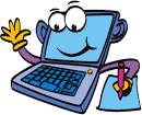 Image result for CLIPART COMPUTER