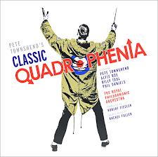 Pete Townshend. Classic <b>Quadrophenia</b> (<b>2</b> LP)
