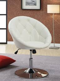 102583 round back swivel chair chair elegant home
