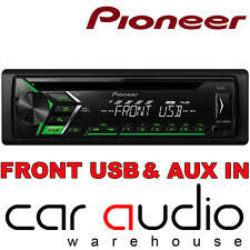 <b>Pioneer DEH-S110UBG</b> CD Radio USB AUX Android Flac Car ...