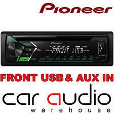 <b>Pioneer DEH-S110UBG</b> CD Radio USB AUX Android Flac Car ...